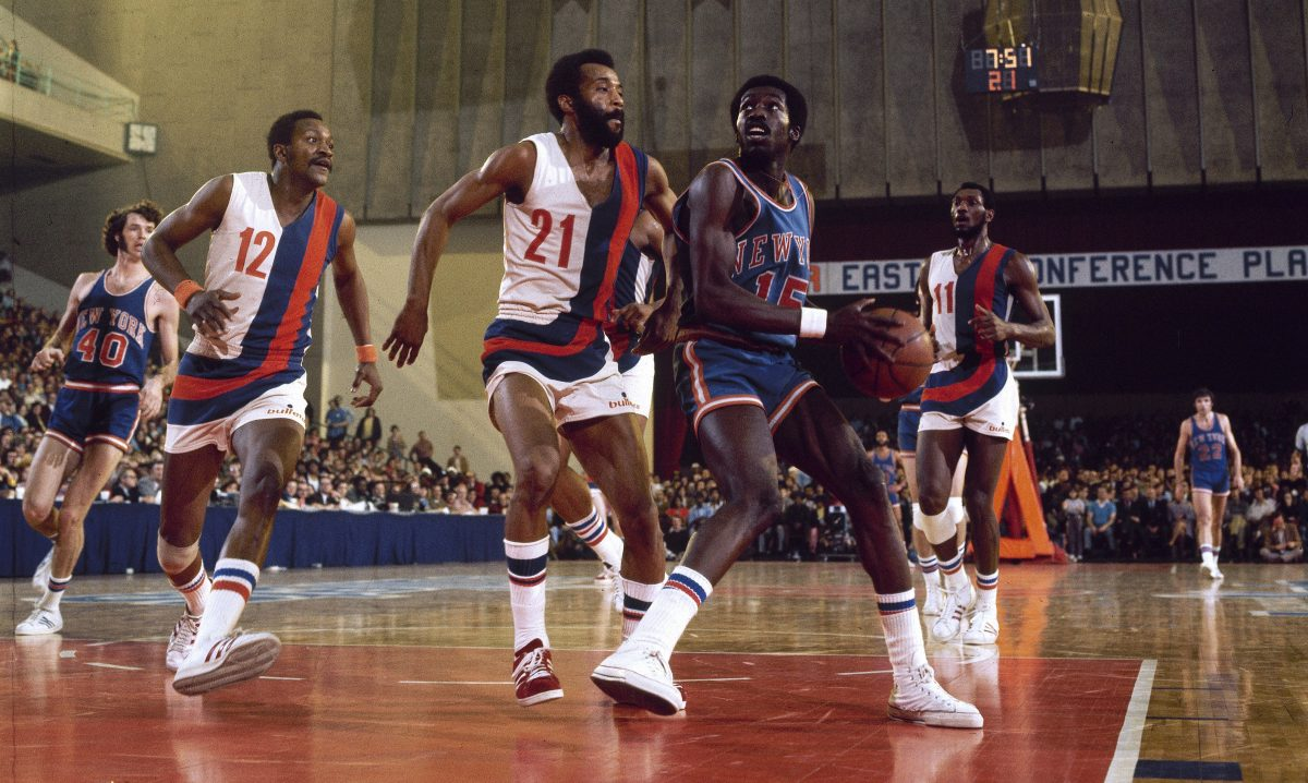 online store 44b42 3c6aa Photo of the Day] #56: The Pearl. Earl Monroe of the New ...
