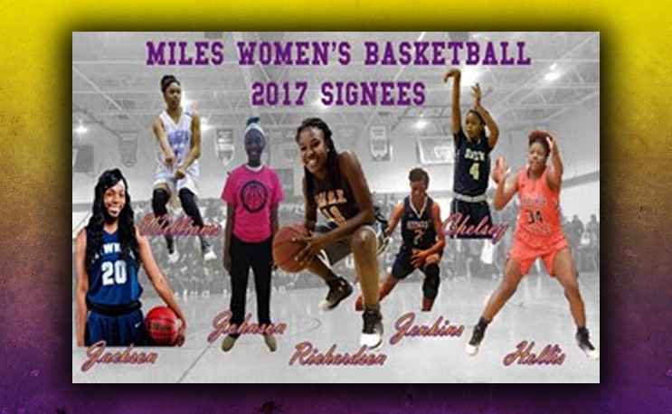 Miles women's hoops signs seven for upcoming season - HBCU ...