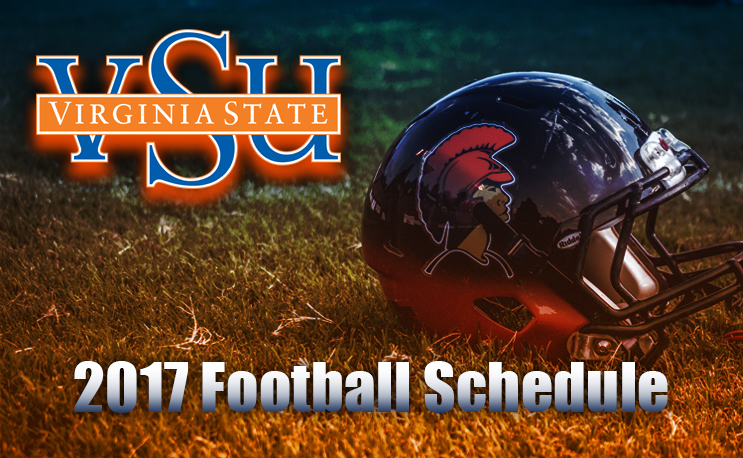 Virginia State Adds 10th Game To Complete 2017 Football Schedule