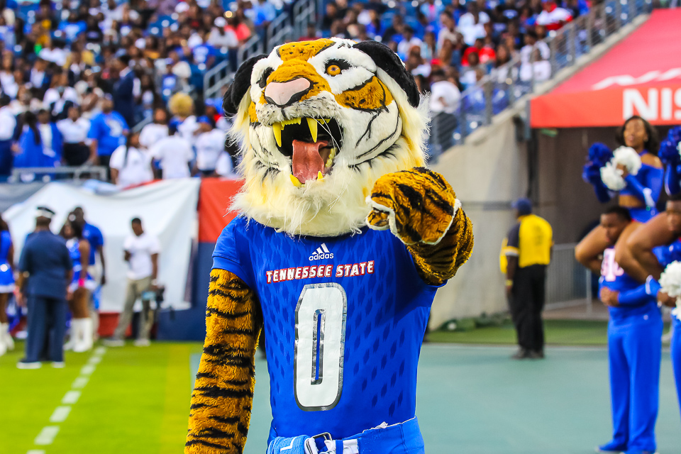 online retailer 8041e 2c9f2 Tennessee State releases 2018 football schedule - HBCU Gameday