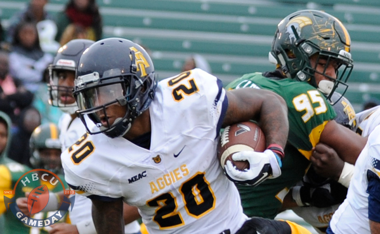 Jamari Smith A&T playoffs