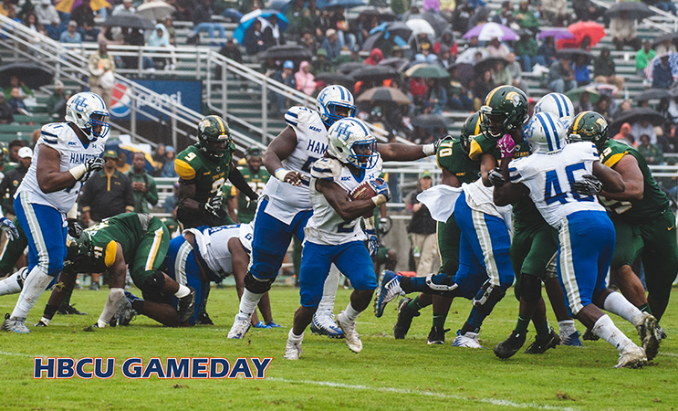 Hampton's football schedule status keeps MEAC up in the ...