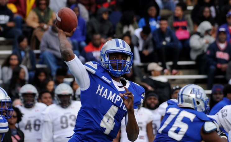 Hampton Starts Voyage To Big South With Home Heavy 2018 Season