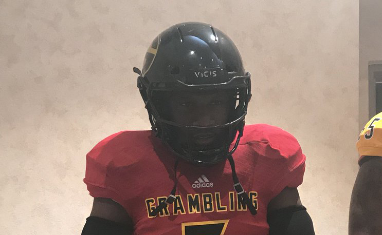 best sneakers 61429 cd21f HBCU Uniform Update: Grambling brings back the red (and all ...