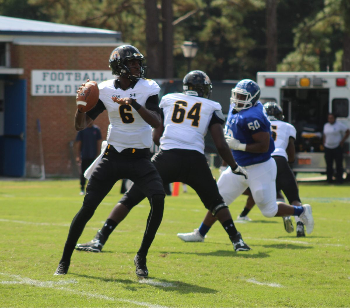 Bowie State Handles Virginia Union On The Road Hbcu Gameday