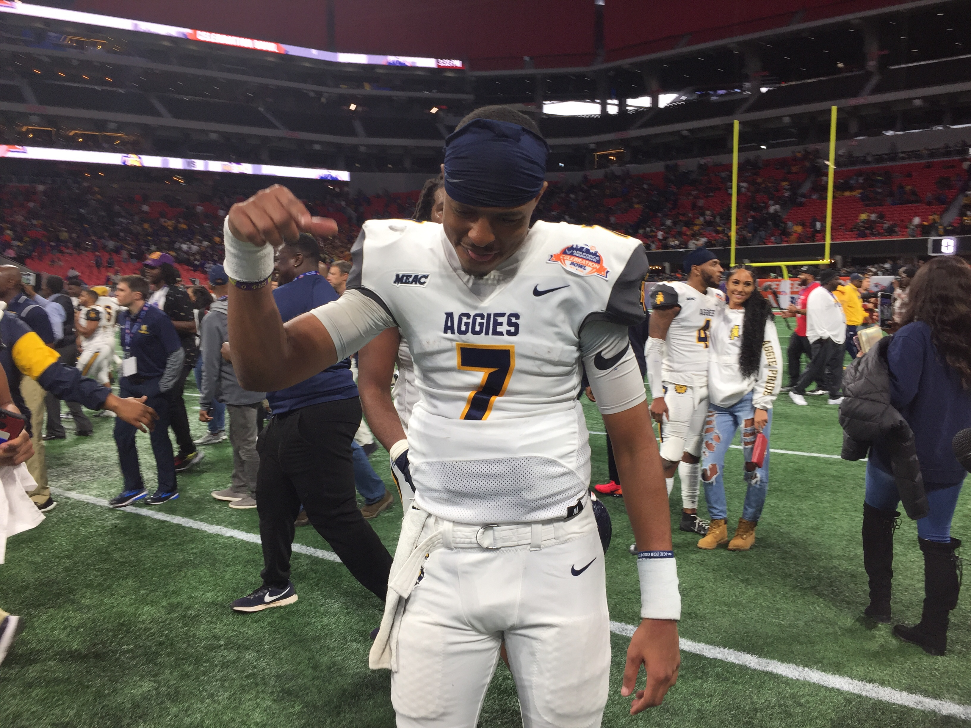 A&T wins Celebration Bowl, stays on top of HBCU Football