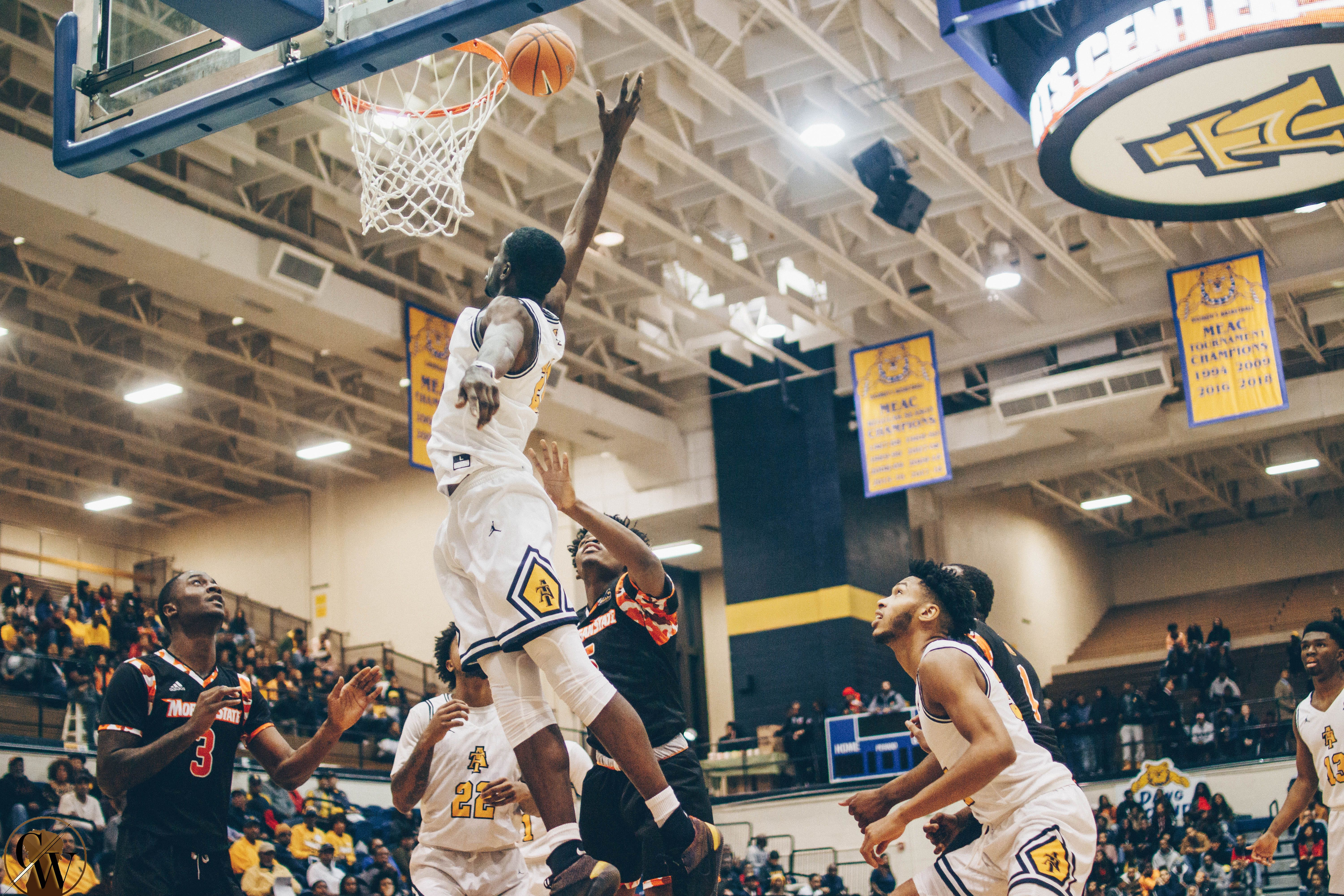 NSU, A&T stay atop the MEAC as NCCU falls - HBCU Gameday