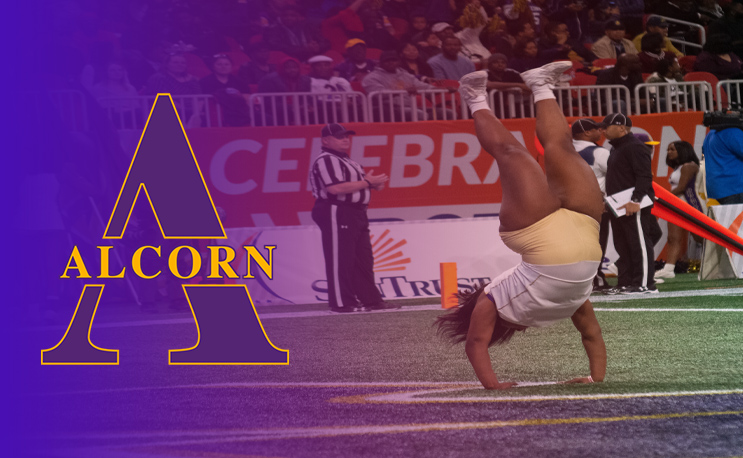Alcorn State cheer