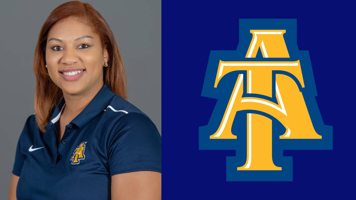 NCAT Cheer Coach