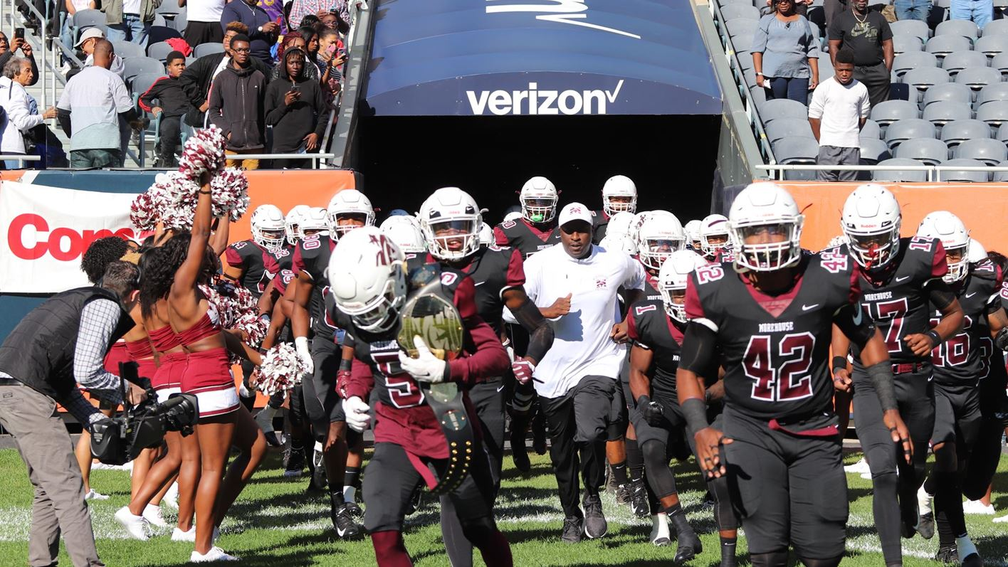 Morehouse defeats Kentucky State with late offensive push ...