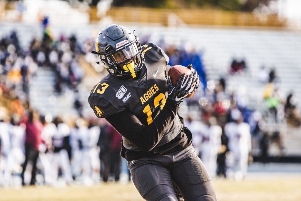 North Carolina A&T Remains Atop MEAC With Bethune-Cookman