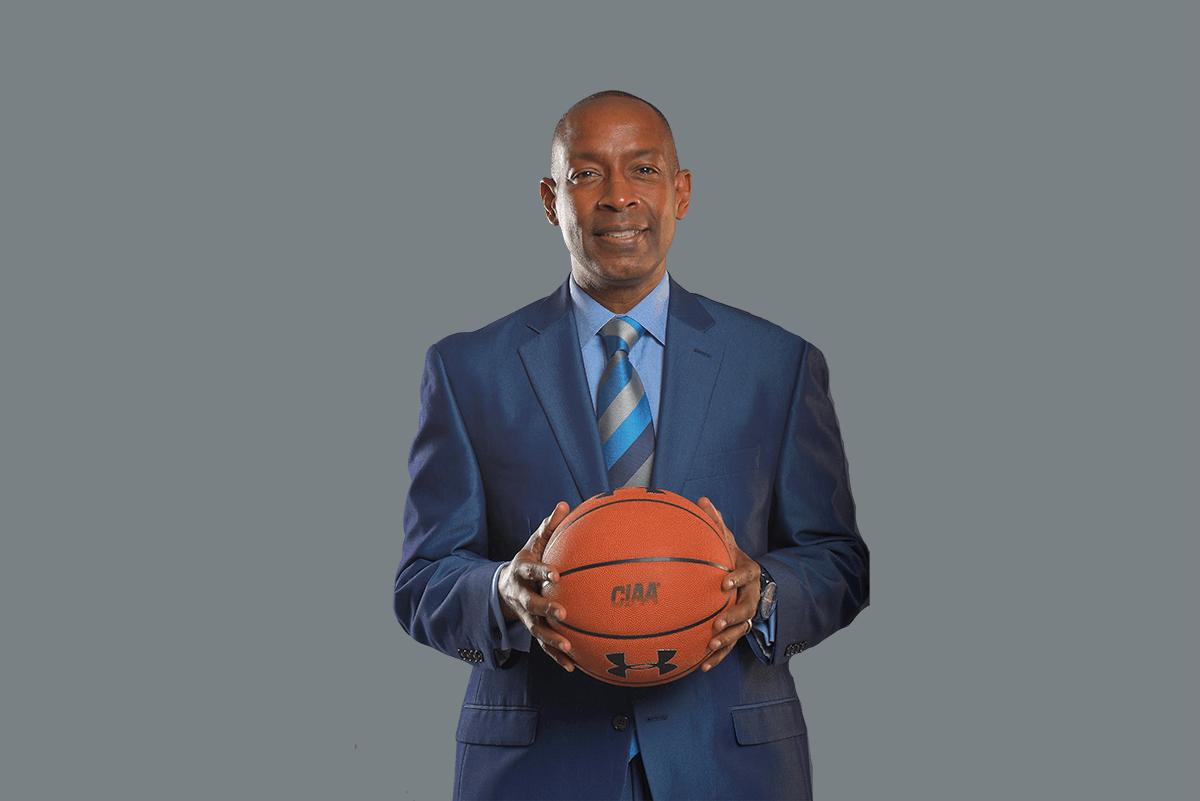Antonio Davis takes over at Central State