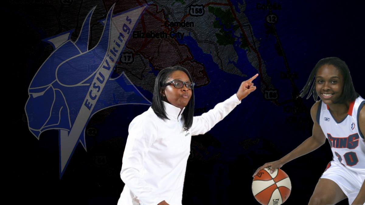 ECSU Women's Coach