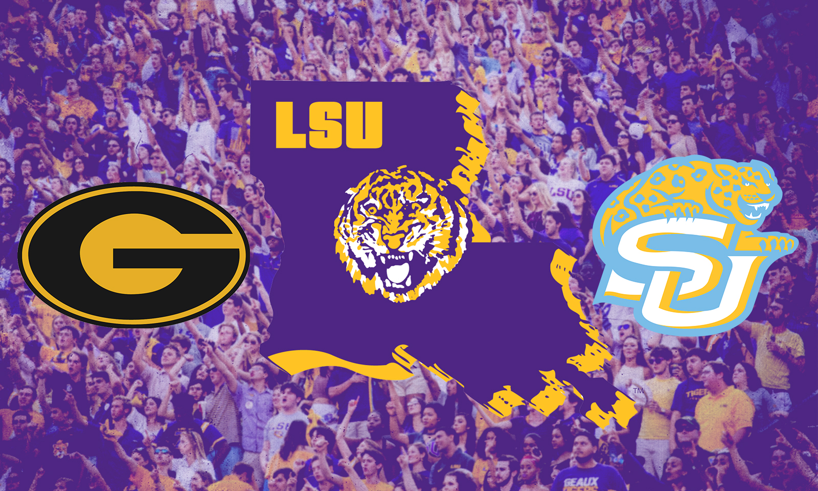 Lsu Adds Southern And Grambling To Future Football Schedules Hbcu Gameday