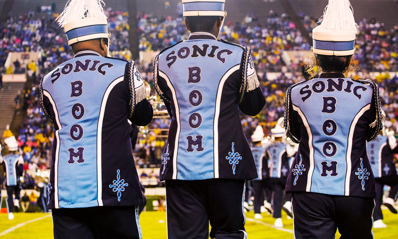 Sonic Boom's online band camp has 900 students - HBCU Gameday