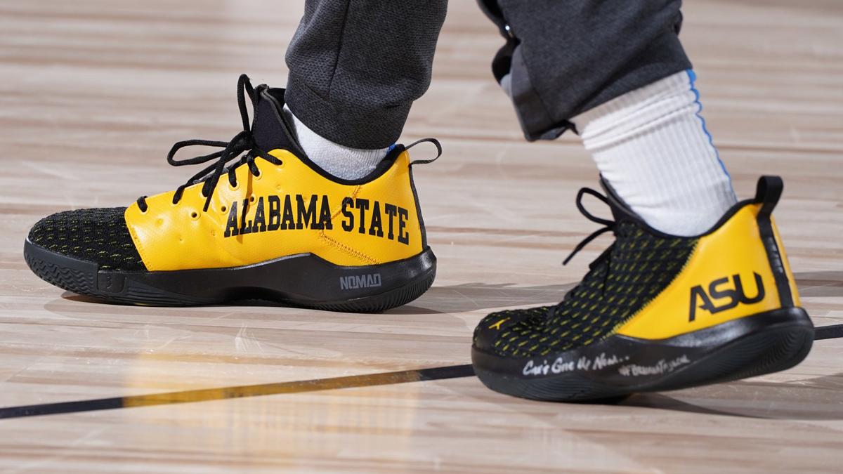 Alabama State is game four choice for