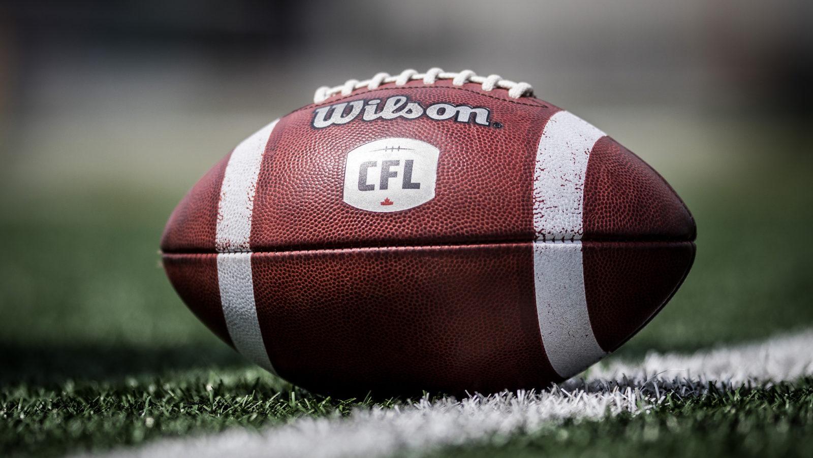 CFL season ends in 2020