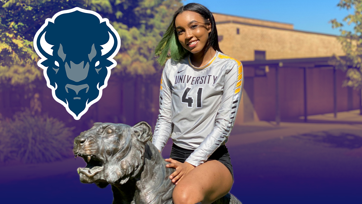Howard Volleyball Colleen Temple