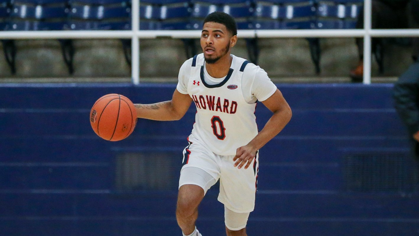Howard University wins against Hampton