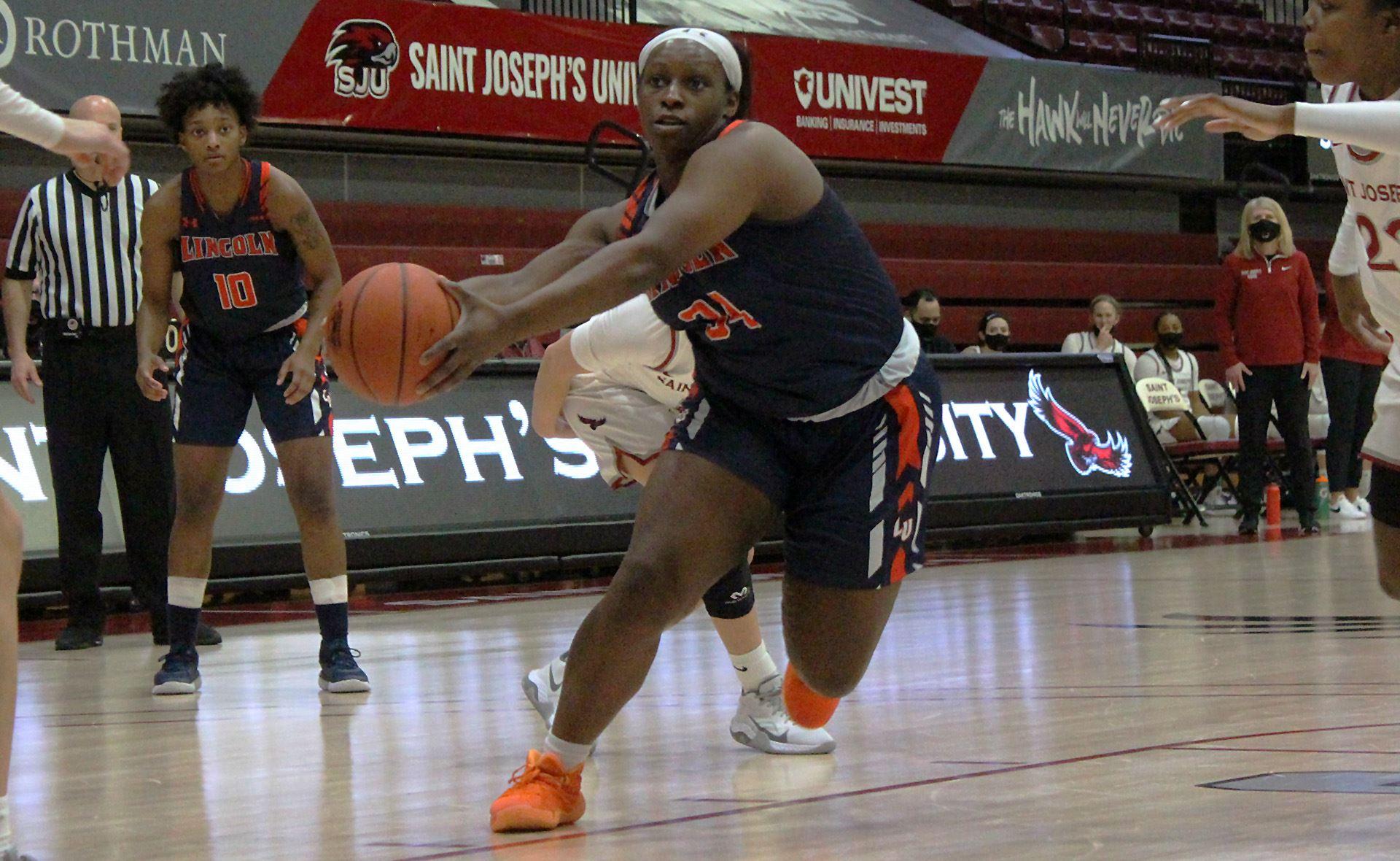 Lincoln (PA) women's basketball