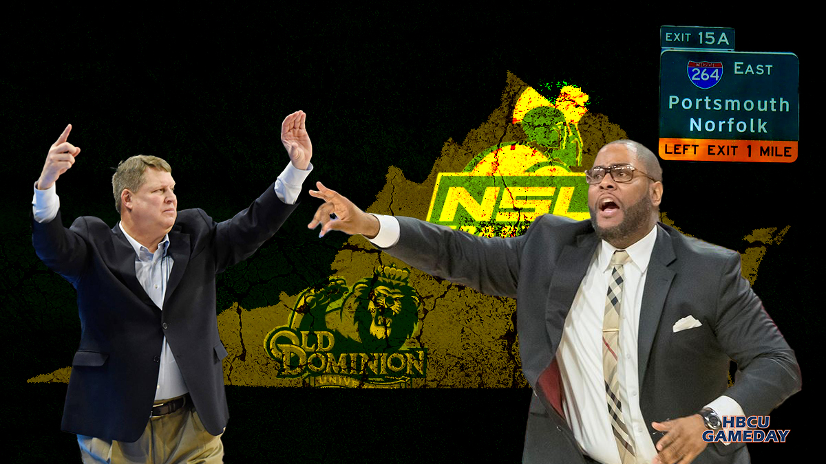 Norfolk State Old Dominion
