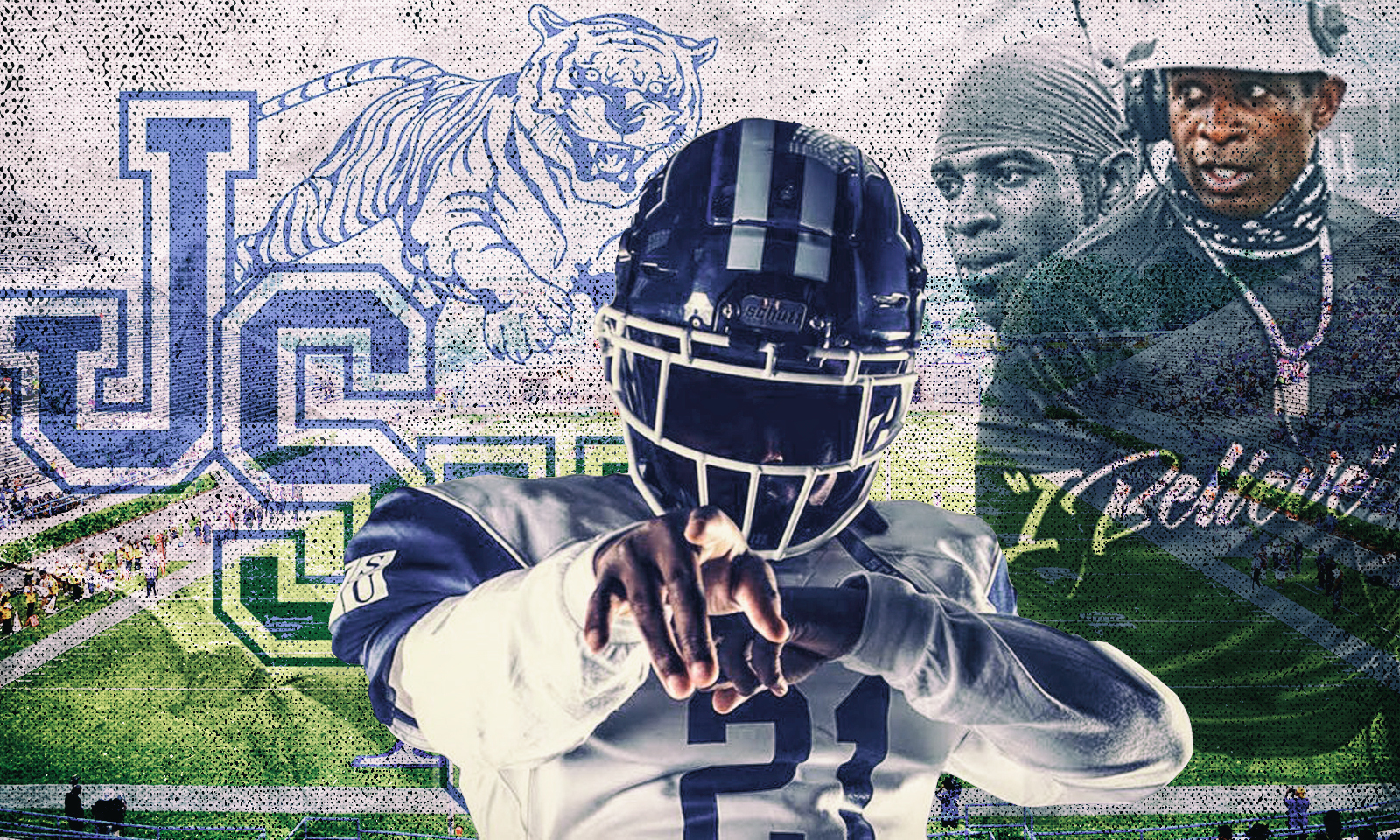 Jackson State National Signing Day