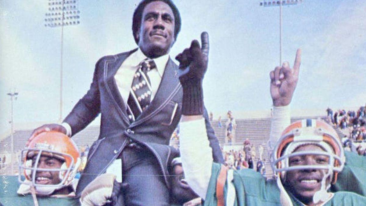 FAMU Coach Rudy Hubbard