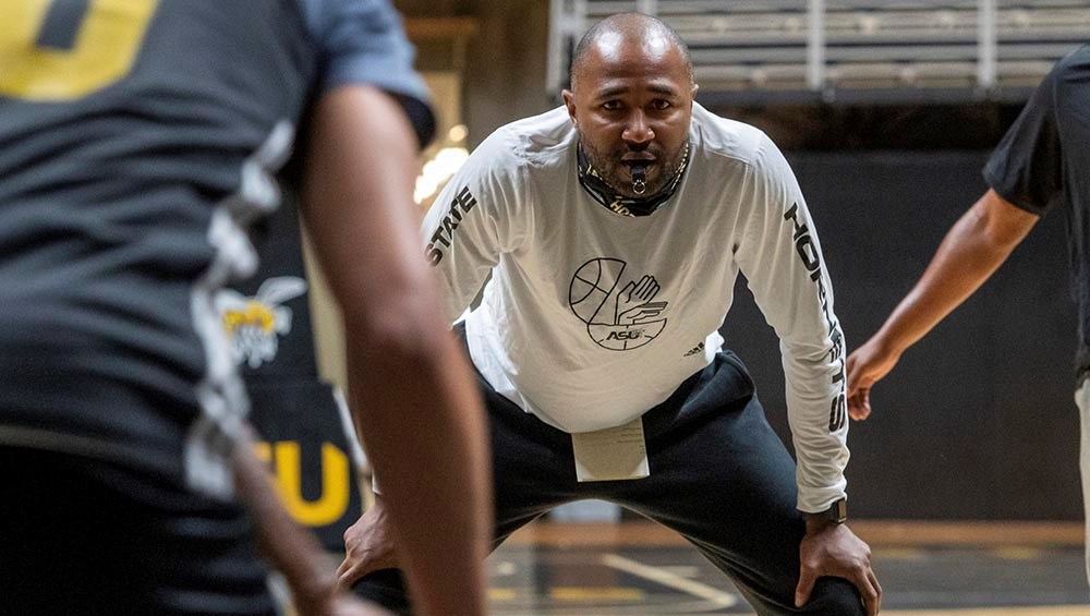 HBCU Basketball Mo Williams