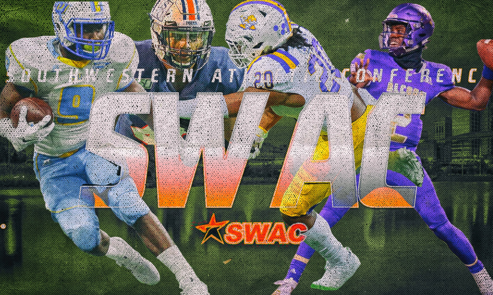 SWAC Predicted Order of Finish