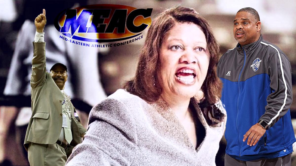 MEAC Women's Coaches