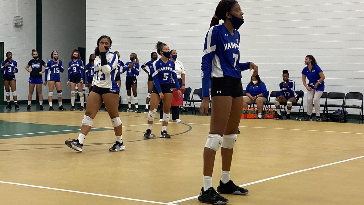 Hampton Volleyball