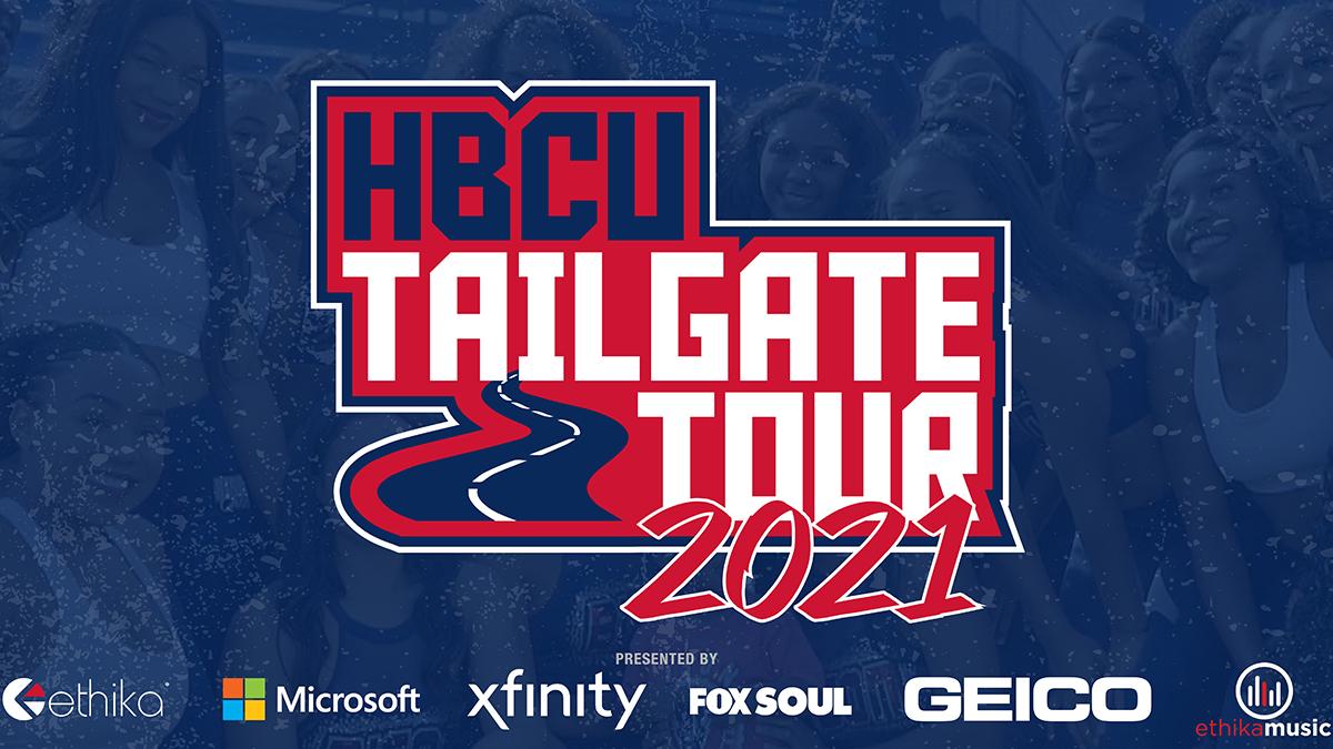 HBCU Tailgate Tour 2021