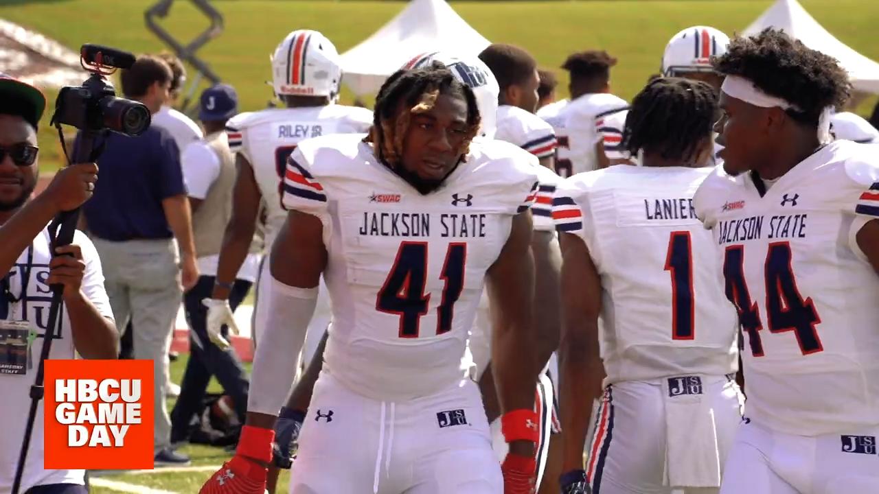 Jackson State James Houston
